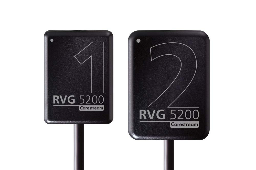 Sensor de radiología digital Carestream RVG 5200